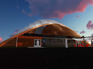 EXPO 2020 DUBAI NORWAY POLIVION Sarissa Proje Tasarım Akdeniz