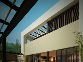 Front yard by Dsg Arquitectura