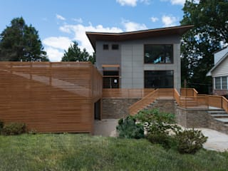 ARCHI-TEXTUAL, PLLC Single family home