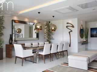 Salle à manger moderne par Paula Müller Arquitetura e Design de Interiores Moderne