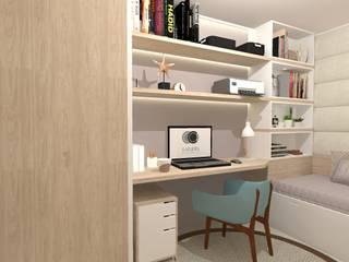 HOME OFFICE Escritórios modernos por Catabila Arquitetura Moderno