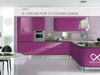 COMPRAMOS TU COCINA USADA de Progetto Cucine Moderno