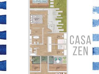 Proyecto Casa Zen de Bōken Studio Escandinavo