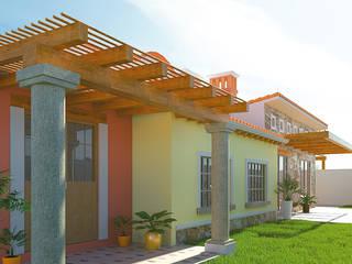 Casa OL de A11 Estudio | Arquitectura | Visualizacion | Construccion | Interiorismo Colonial