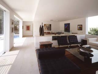 Столовые комнаты в . Автор – VÁZQUEZ DEL MERCADO - ARQUITECTURA, Модерн