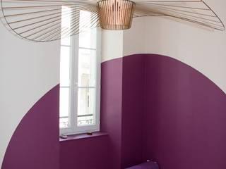 Relooking chambre par Bulles d'Inspi Moderne