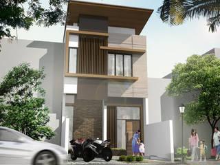 IMG ARCHITECTS 現代房屋設計點子、靈感 & 圖片
