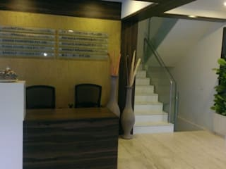 Study/office by Sanchi Shah