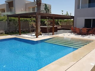 Private Villa - Hacienda Bay - North Coast:   تنفيذ Balance Innovation
