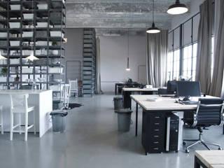 Futuron klokgebouw Eindhoven Industriële kantoor- & winkelruimten van You surround You Industrieel