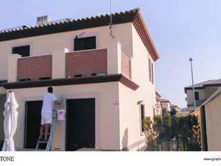 RENOVACION VIVIENDA GRAPHENSTONE Paredes y suelosRevestimientos de paredes y suelos