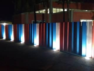 Jardin avant de style  par Richard Lima Arquitetura, Moderne