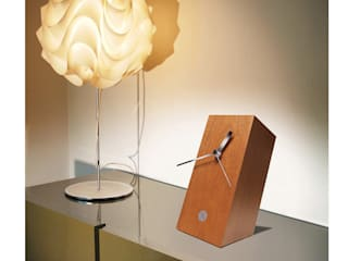 Bedroom Table Styling: modern  by Just For Clocks,Modern