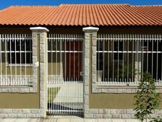 Maison individuelle de style  par Richard Lima Arquitetura, Tropical