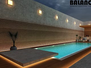 Private Villa 2 - KSA:   تنفيذ Balance Innovation