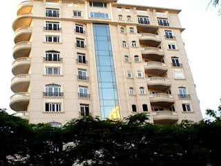 Apartment Building - Heliopolis:   تنفيذ Balance Innovation