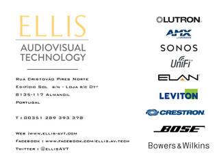 Signature And Logos Ellis Audiovisual Technology