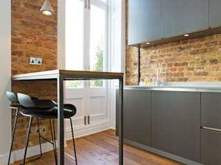 Longridge Road Modern Kitchen by Novispace Modern