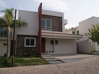 Casa La Joya Casas modernas de 220 Arquitectura Moderno