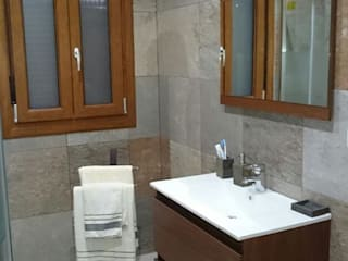Bathroom by MODULAR HOME