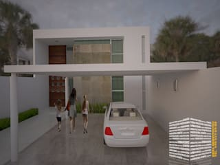 Single family home by HHRG ARQUITECTOS