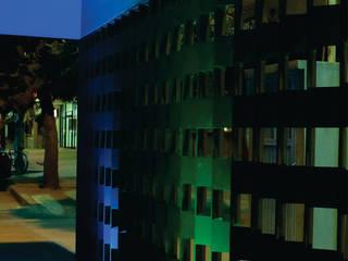 Caseta Turistica Playas de Rosarito Estudios y despachos minimalistas de dna Studio Arquitectura Minimalista