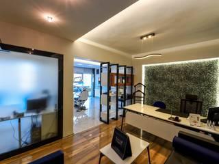 GYA Mimarlık | İç Mimarlık – Muayenehane:  tarz Klinikler