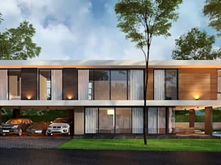 House 2nd. โดย Layout Architect