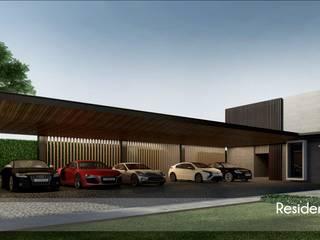 Residence Chiangrai (Develop PrelimFinal) โดย Layout Architect