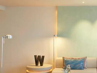 Rehabilitación Hotel W Barcelona GRAPHENSTONE Comedores de estilo moderno