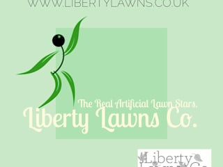 Stunning Artificial Lawn Installation. by Liberty Lawns Co... The Real Artificial Lawn Stars
