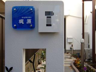 遊び心を形にした家: 前田敦計画工房が手掛けた家です。