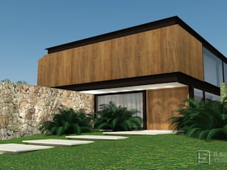 Residencia TB: Condomínios  por Assis Sercheli Arquitetura