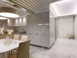 Modern apartment de AJform