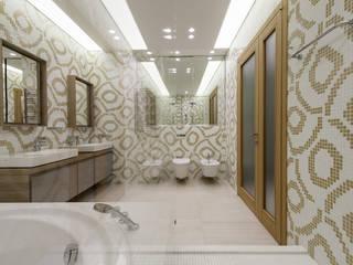 Apartment in Moscow de AJform