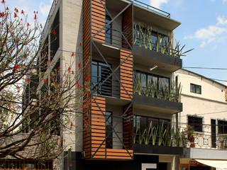 Boutique de Arquitectura (Sonotectura + Refaccionaria) Multi-Family house