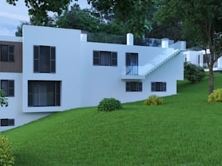 Villa in Camp de Mar de AJform