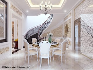 Công ty Kiến trúc Á Âu Koridor & Tangga Klasik