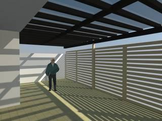 Techumbre para cochera en La Herradura de ACD arquitectos