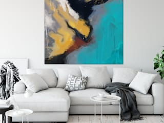 Custom Fine Artwork:   by RTY Fine Art