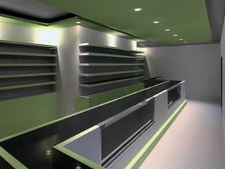 Farmacia en Tizayuca de ACD arquitectos