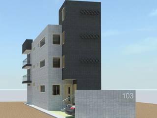 Vista exterior :  de estilo  por ACD arquitectos