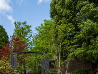 GULIGULIの庭 の 株式会社 荒木造園設計 モダン