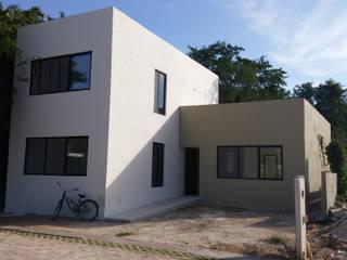 Casa Bambu de Arquinplaya Moderno