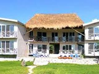 HOTEL CASA CORAZON Balcones y terrazas tropicales de Arquinplaya Tropical