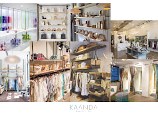 Kaanda bikini shop โดย Identity Design & Architecture Part.,Ltd ทรอปิคอล