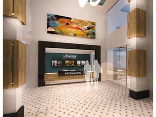 Alto Mimarlık  – Izmir Ege Saglik - Universal Hospital Concept Project :  tarz
