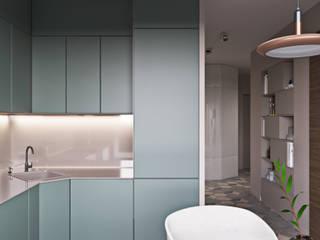 Modern kitchen by Tim Gabriel Design Modern