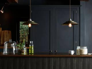 The Petersham Kitchen by deVOL deVOL Kitchens Industrial style kitchen