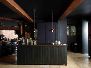 Cocinas de estilo industrial de deVOL Kitchens